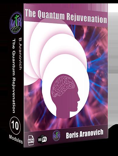 Cover quantum healing